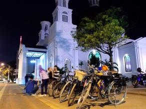 Sepeda tua Kota Lama