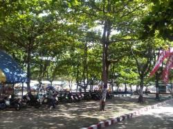 Lokasi di Area Pantai Dampo Awang