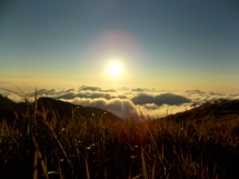 Sunrise Puncak Botak, Ungaran