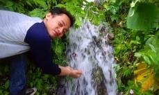 Air Terjun Yang Jernih