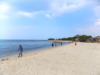 Pantai Empu Rancak, Jepara, Jawa, Tengah