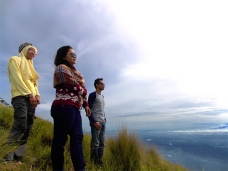 Puncak Merbabu, Boyolali, Jawa Tengah