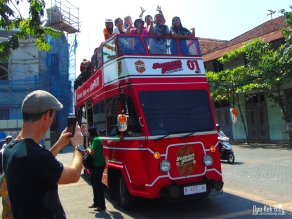 Bus Wisata semarang (Semar Jawi)