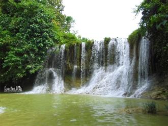 Air Terjun Kedung Grenjeng Rembang
