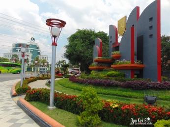 Hijaunya Taman Jati Indah