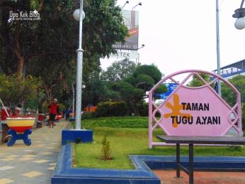 Taman Tugu Ahmad Yani