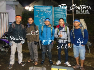 Pecinta alam The Crotters