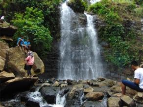Air Terjun Watu Gompeng, Kuwukan, Dawe, Kudus