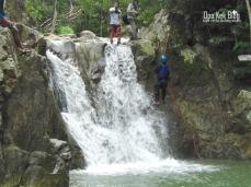 Canyoning Di Taman Si Dandang