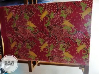 Batik Motif Jagung
