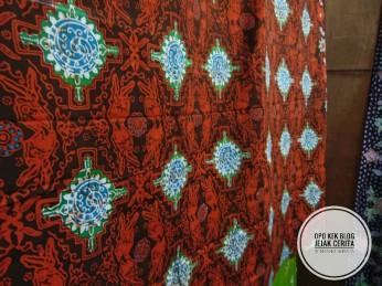 Batik Motif Pintu Bledg